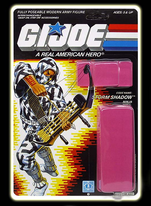Resto Kit - G.I. Joe - Storm Shadow v2