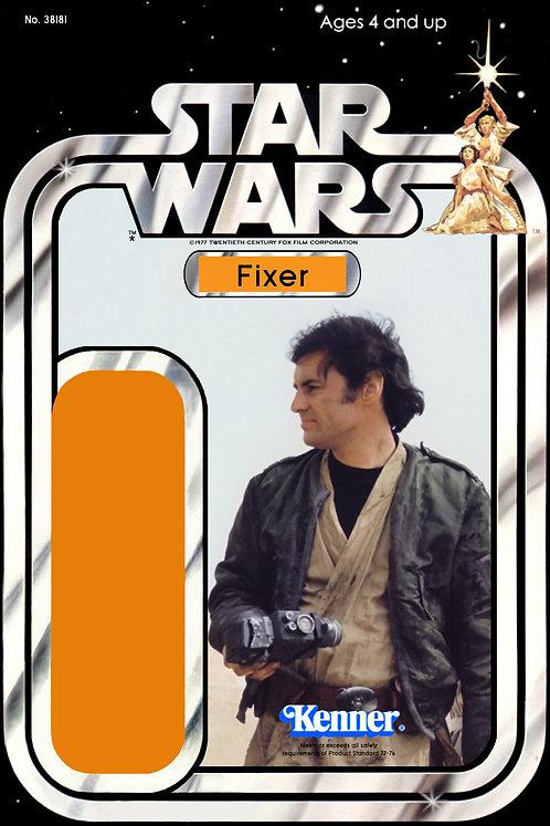 Fixer - Luke's Friend 21a Back Star Wars Custom