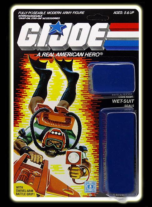Resto Kit - G.I. Joe - Wet-Suit