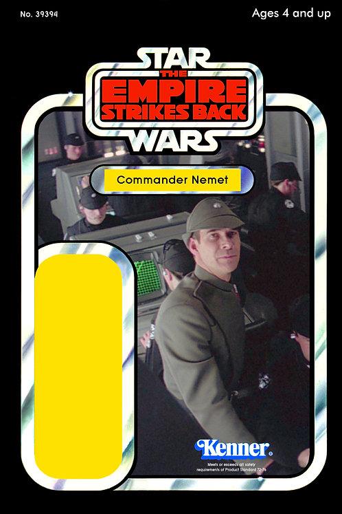 Commander Nemet ESB 41C Back