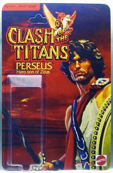 Perseus - Action Figure Resto Kit