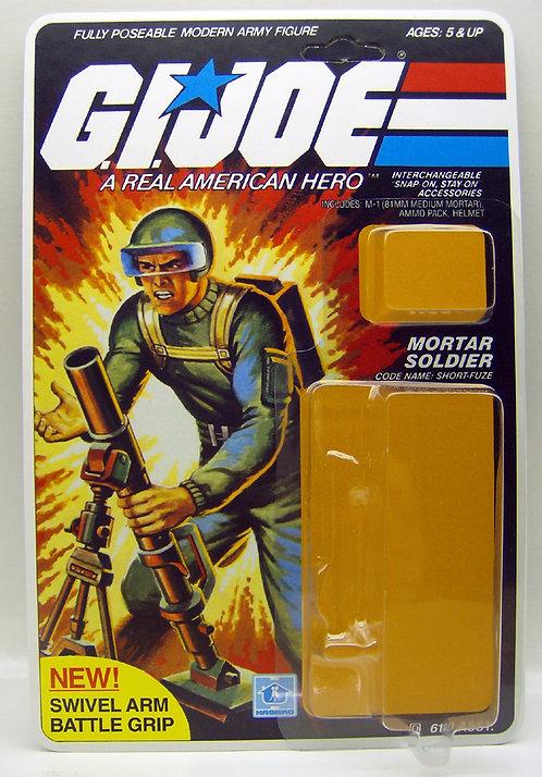 Resto Kit - G.I. Joe - Short Fuze - Swivel Arm