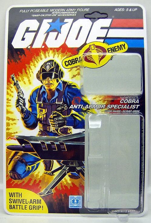 Resto Kit - G.I. Joe - Scrap-Iron
