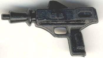 Nien Nunb Blaster Black Replica