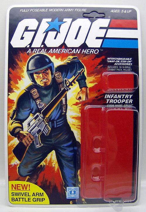 Resto Kit - G.I. Joe - Grunt - Swivel Arm