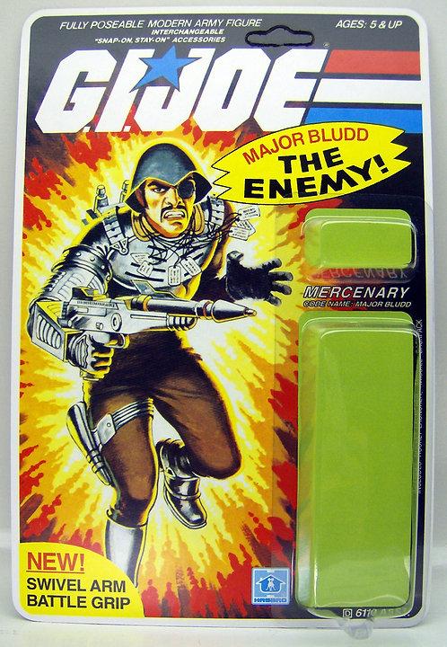 Resto Kit - G.I. Joe - Major Bludd