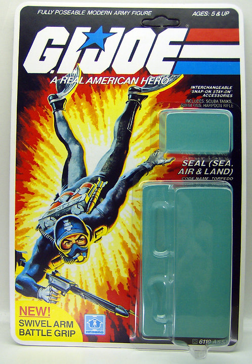 Resto Kit - G.I. Joe - Torpedo
