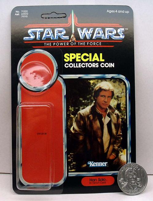 Resto Kit - Han Solo (Trench Coat) - POTF