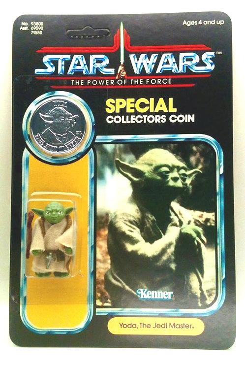 Yoda -  POTF 92 Back