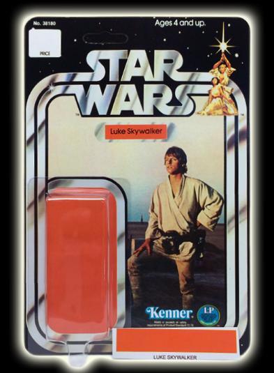 Resto Kit - Luke Skywalker