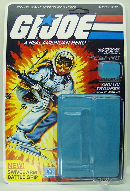 Resto Kit - G.I. Joe - Snow Job