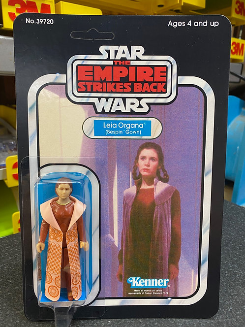 Princess Leia (Bespin Gown) - Empire - 32A Back