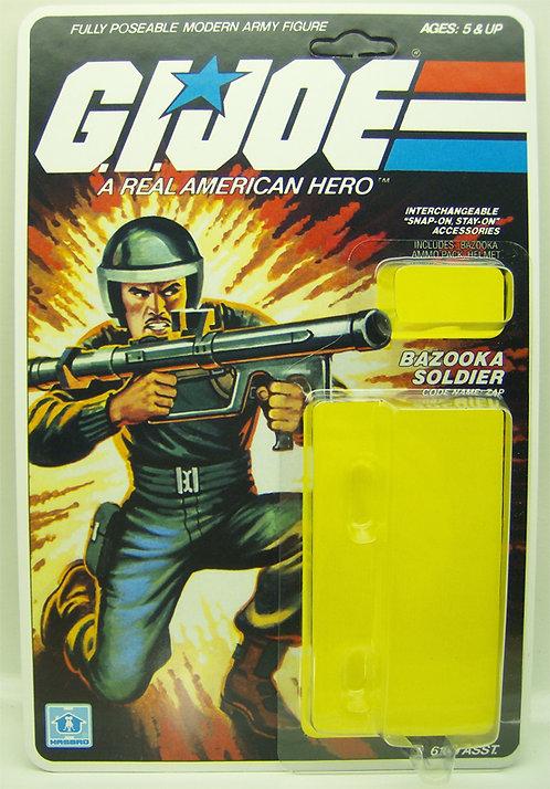 Resto Kit - G.I. Joe - Zap - Straight Arm