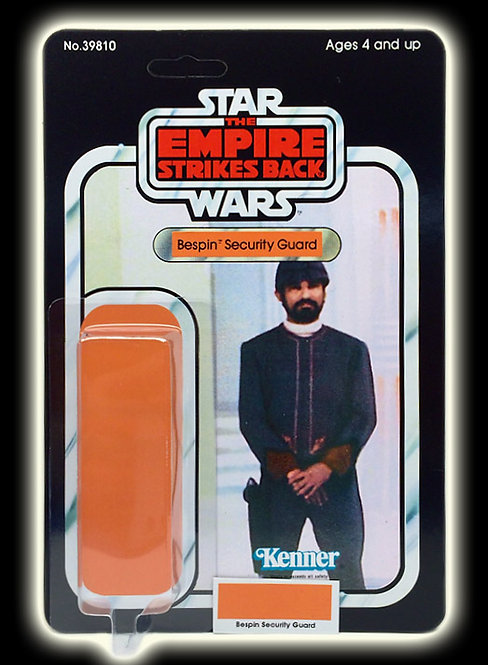 Resto Kit - Bespin Security Guard (White)