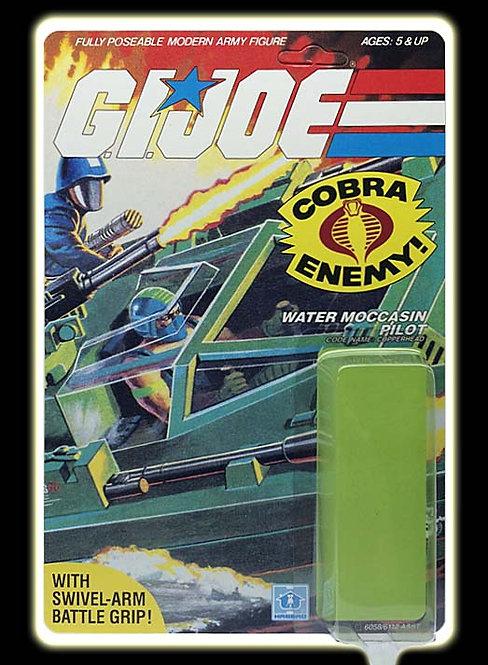 Resto Kit - G.I. Joe - Copperhead