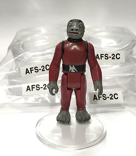 Pro-tech Classic STAR WARS clear figure stands.