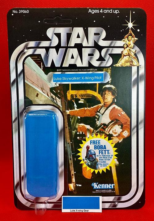 Resto Kit - Luke Skywalker - X-Wing Pilot 20c Back