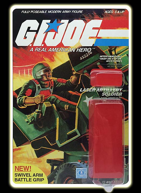 Resto Kit - G.I. Joe - Grand Slam (HAL) - Swivel Arm