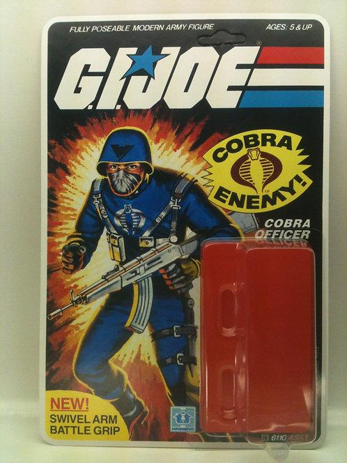 Resto Kit - G.I. Joe - Cobra Officer - Swivel Arm