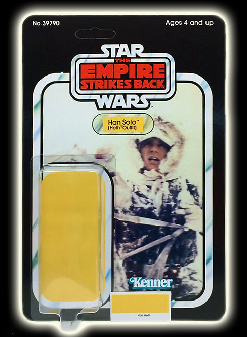 Resto Kit - Han Solo - Hoth Outfit