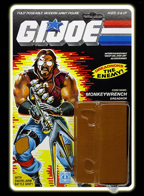 Resto Kit - G.I. Joe - Monkeywrench