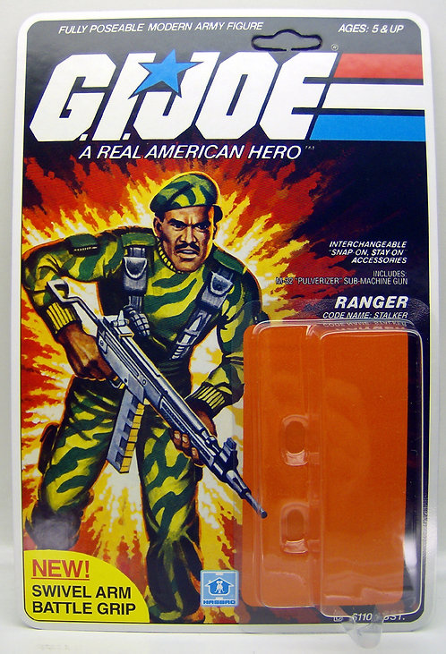 Resto Kit - G.I. Joe - Stalker - Swivel Arm