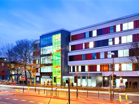 Managing and maintaining high-quality healthcare buildings across Coventry
