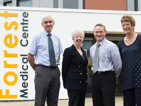 Canley's New Medical Centre Officially Declared Open
