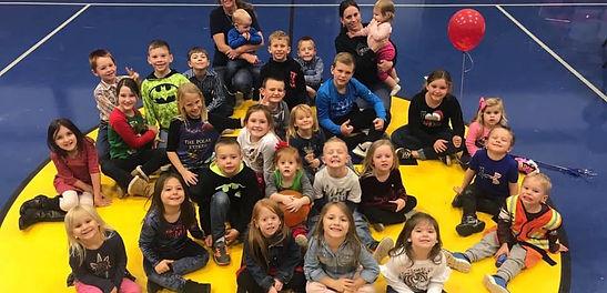 East Delta Baptist Children's Ministry