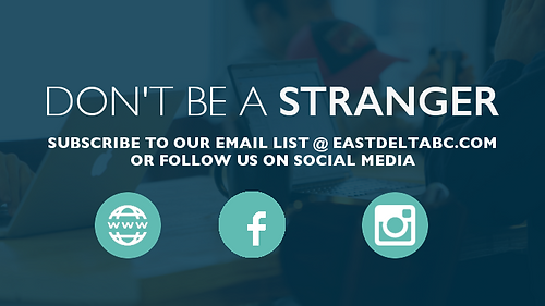 East Delta Baptist Church social media information, church near cooper texas