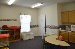 3-4 Year Olds Room
