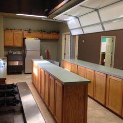 Gym kitchen