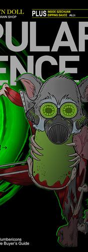 Pickle Rick EXO Rat Suit