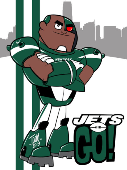 Jets Go!