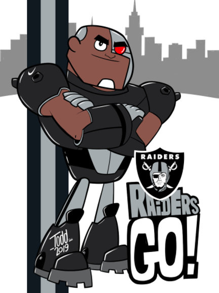 Raiders Go!
