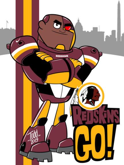 Redskins Go!