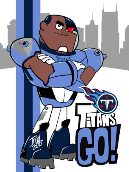 Titans Go!