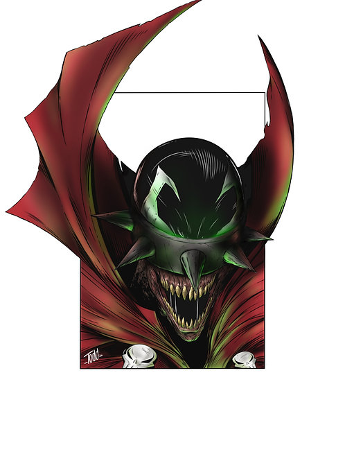 The Spawn Who Laughs