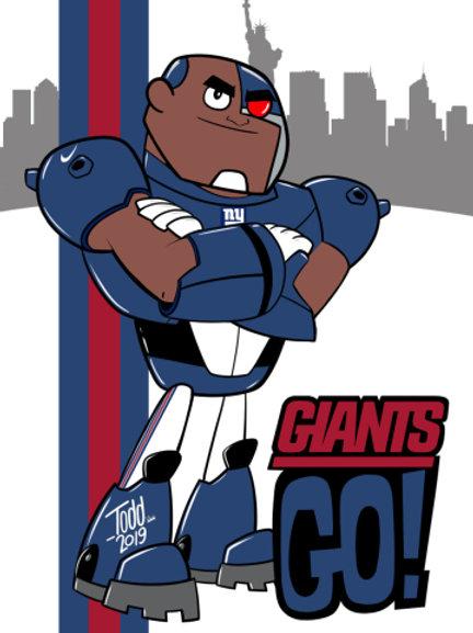 Giants Go!
