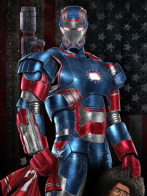Iron Ross