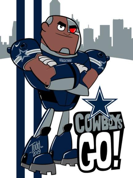 Cowboys Go!