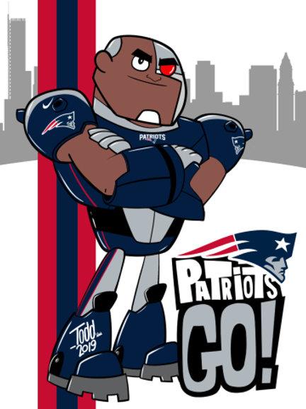 Patriots Go!
