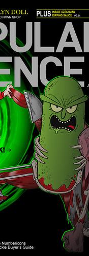 I'm Pickle Rick!