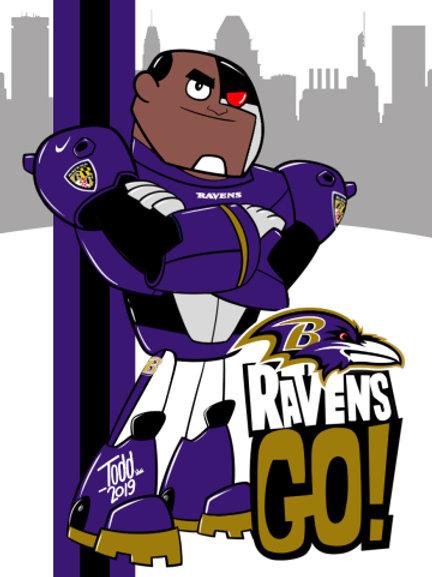 Ravens Go!