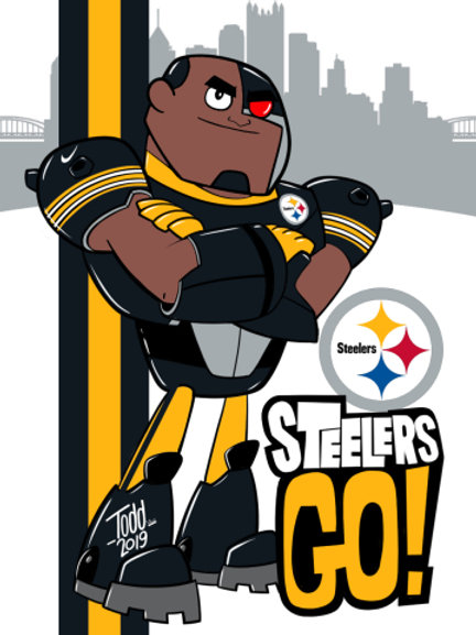 Steelers Go!
