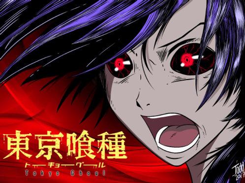 Touka - Tokyo Ghoul