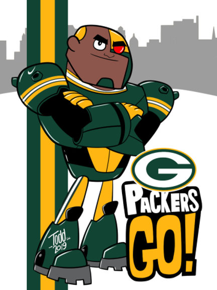 Packers Go!