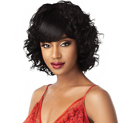 OUTRE UNPROCESSED HUMAN HAIR FAB & FLY WIG - HH SELMA