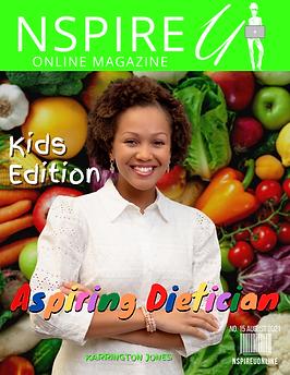NSpire U Online Magazine August 2021
