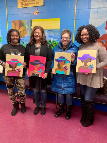 Paint and Sip 2019